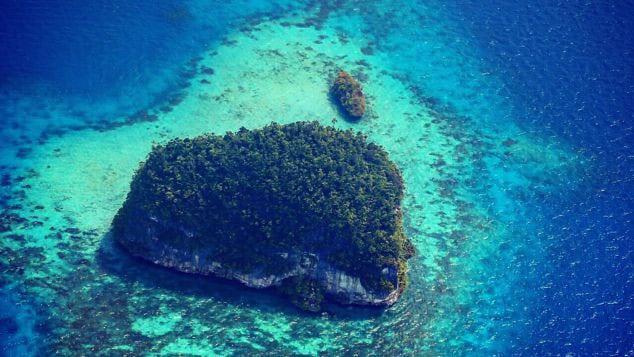 Rock Islands Anisha Show