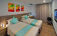 Palau Hotel room