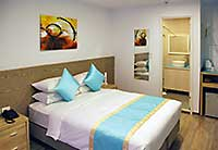 Palau Hotel single room
