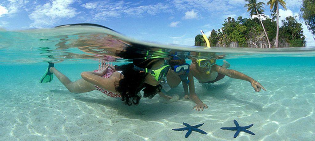 pristine paradise palau official tourism office of palau micronesia