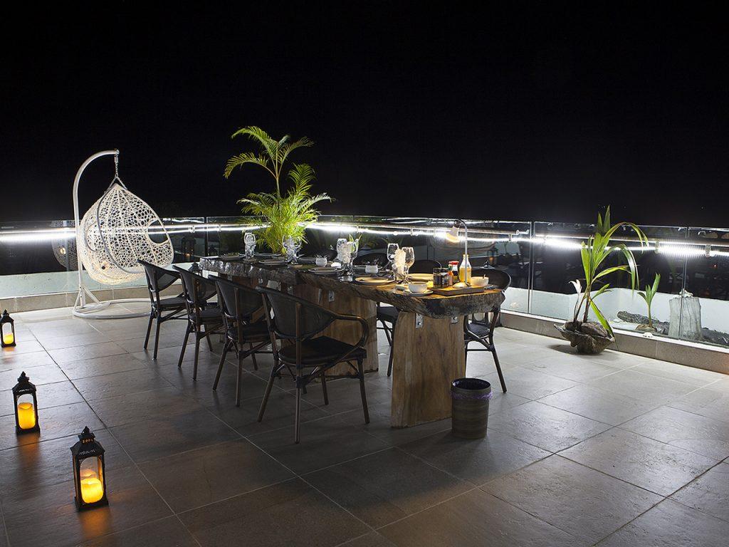beluu restaurant