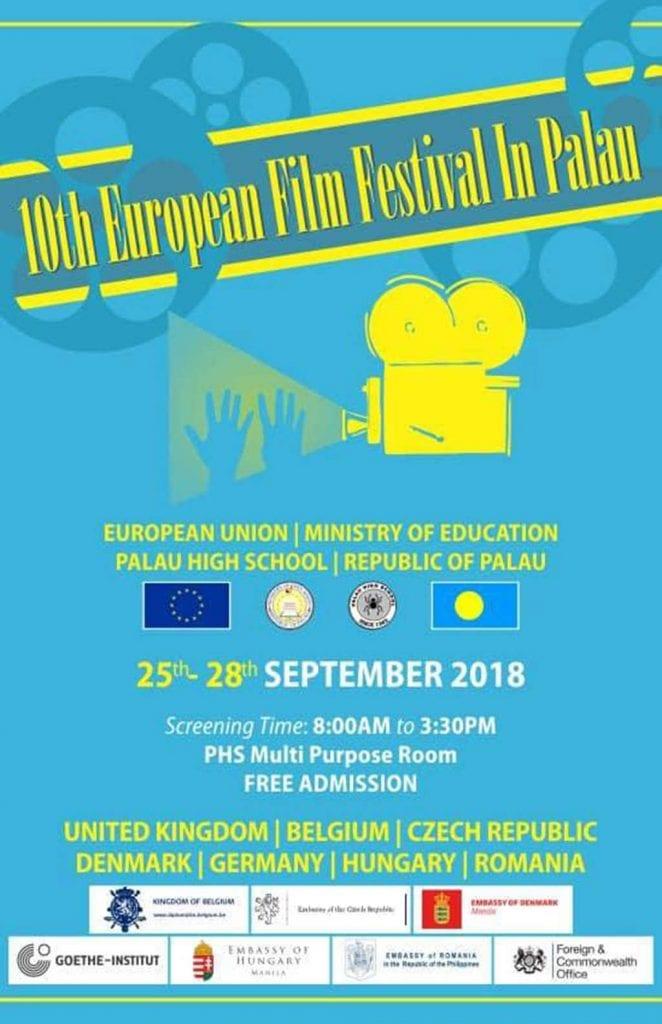 10th European Film Festival