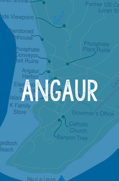 Angaur-Map