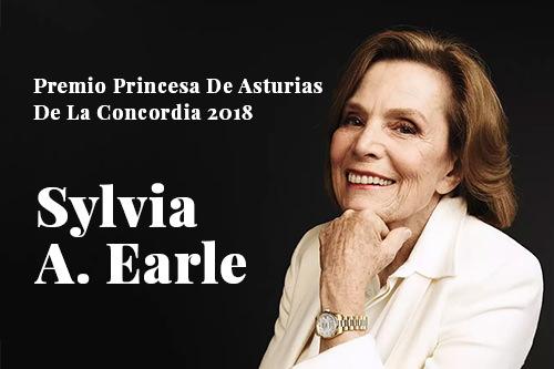 Premio Princesa De Asturias de la concordia 2018