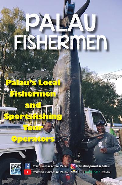 REAL FISHERMEN BOOKLET for Osaka