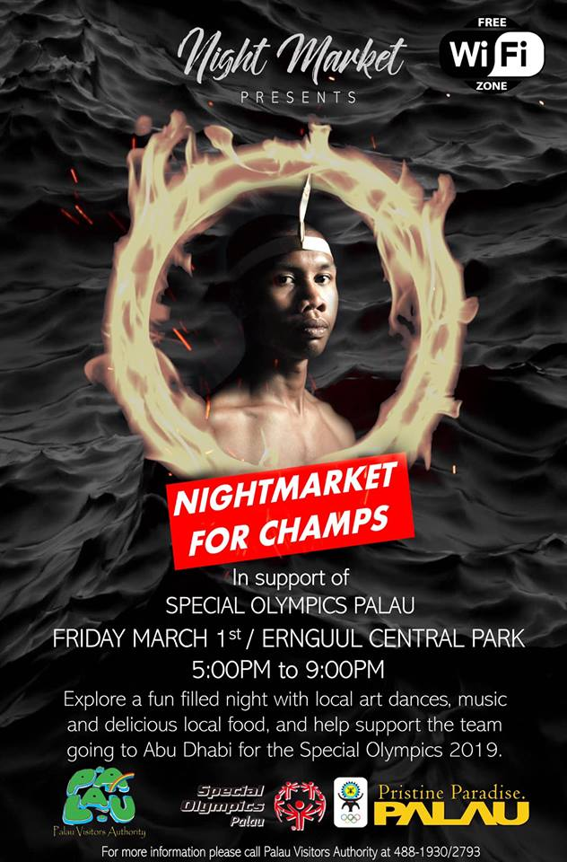 Night Market - For Champs