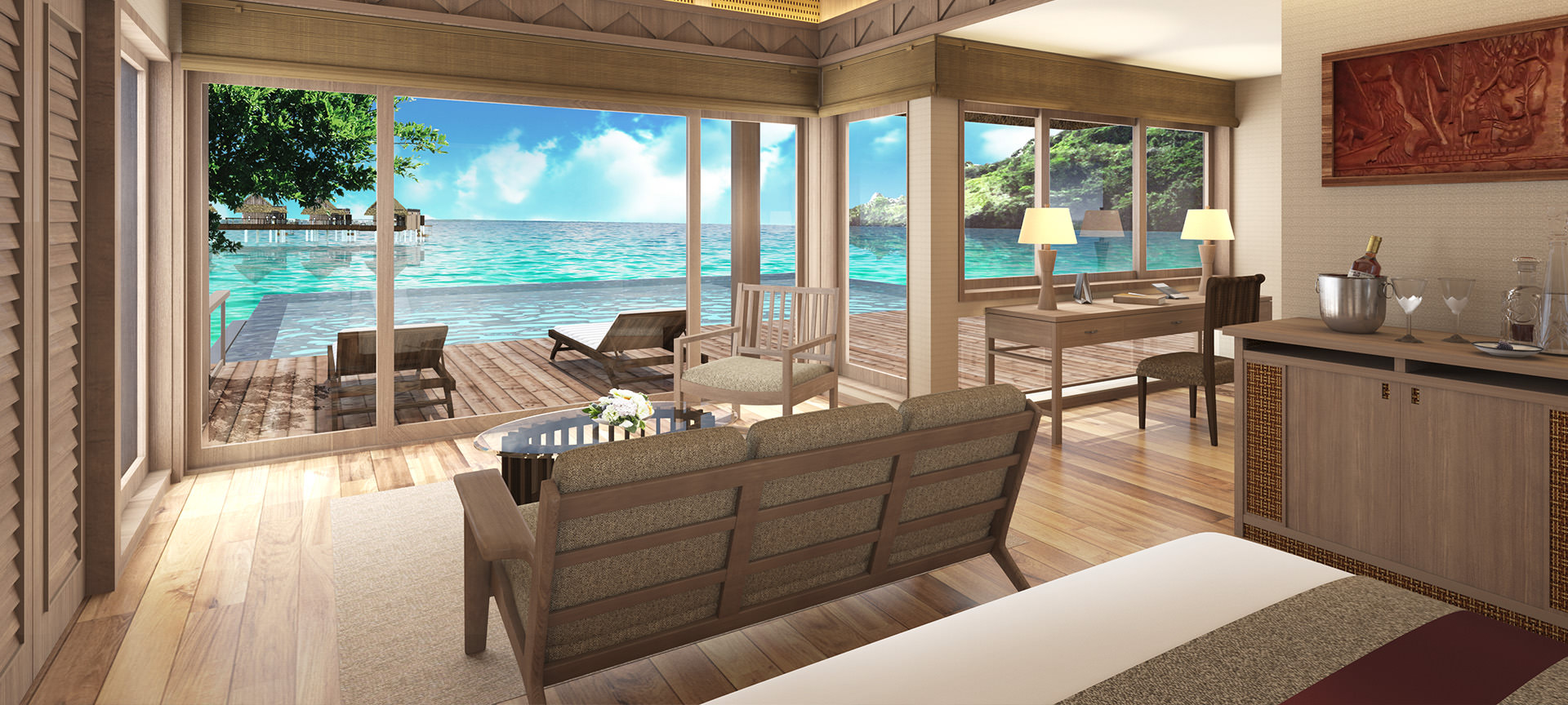 PPR Accommodations - Palau Pacific Resort