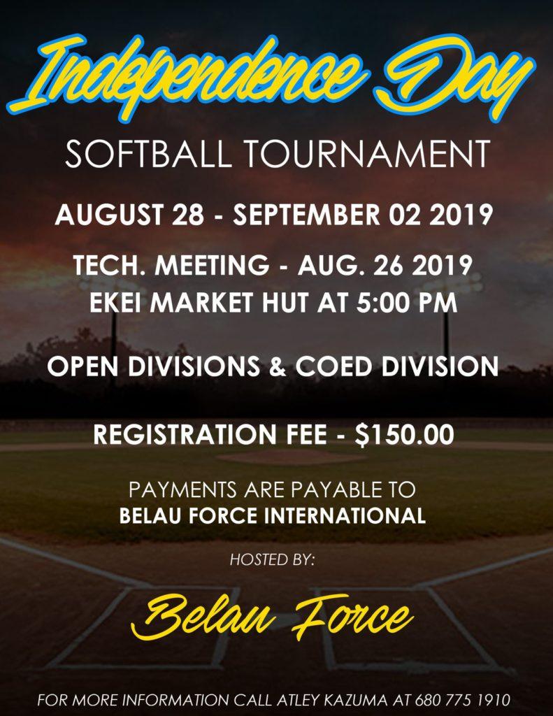 Independence Day - Softball Tournament