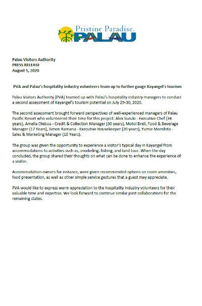 PVA-Press-Release-Kayangel