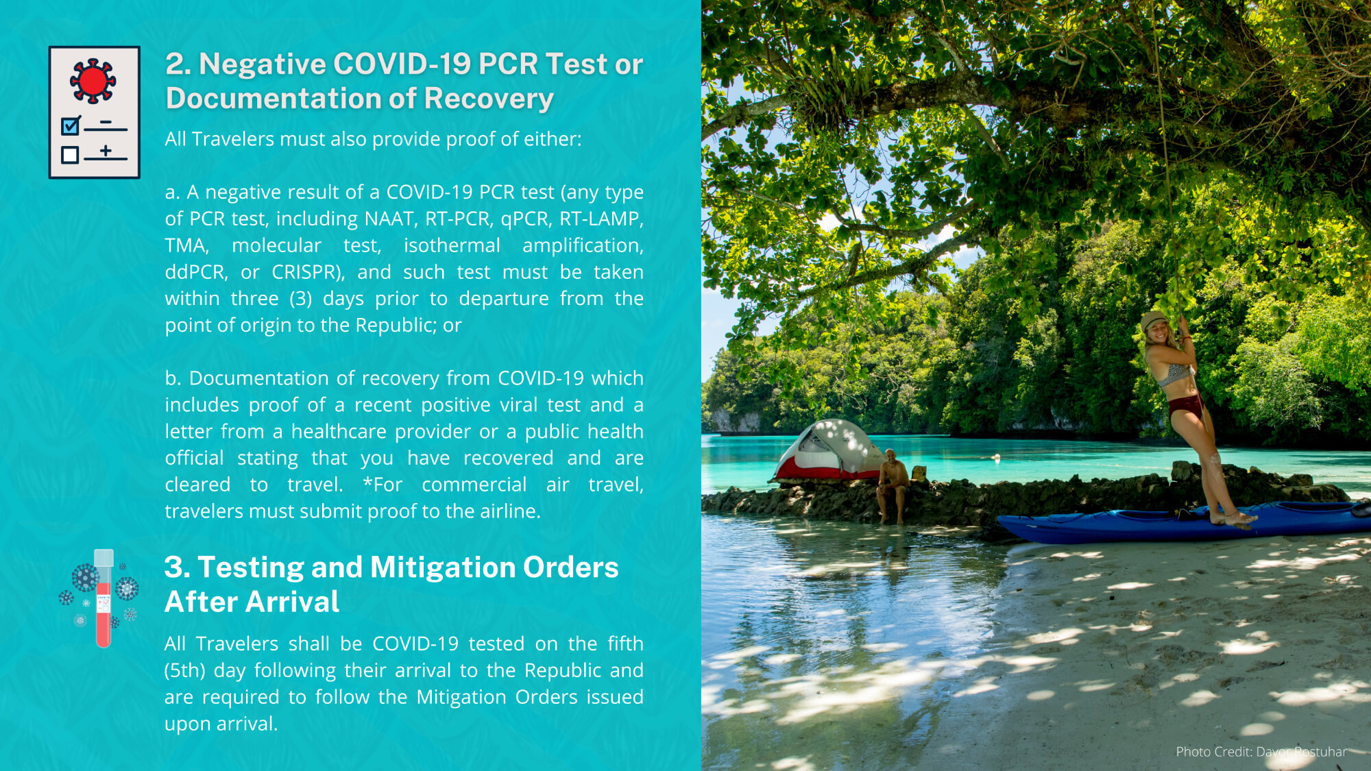 How to Visit Palau - Entry Requirements3