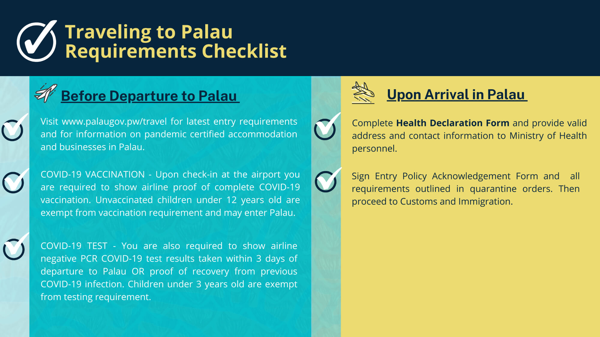 How to Visit Palau - Entry Requirements6